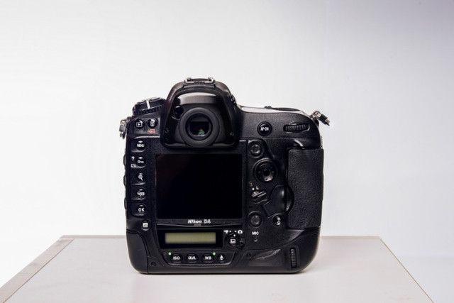 Câmera Dslr Nikon D4