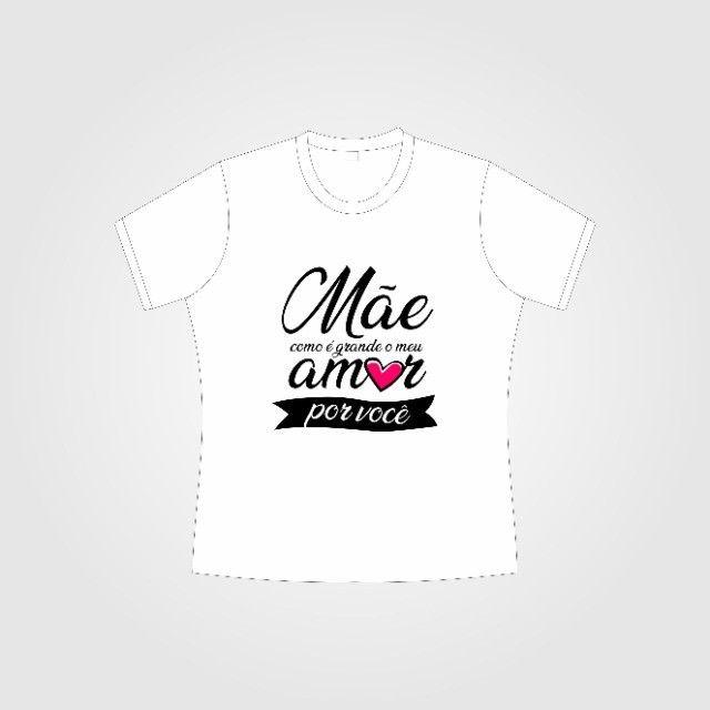 Camisa Dia das Mães - Foto 2