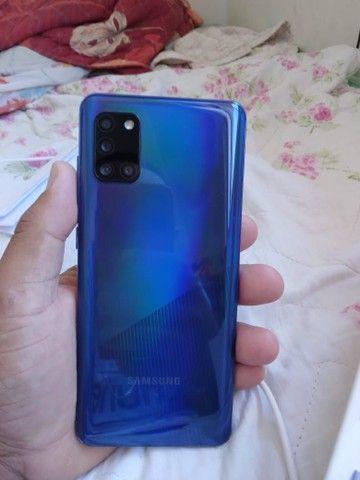 Samsung A31 Sem Marcas De Uso - Foto 2