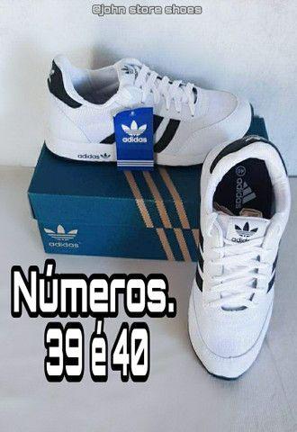 TÊNIS NEO BRANCO 39 40