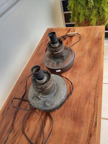 Lampiões antigos - Foto 2