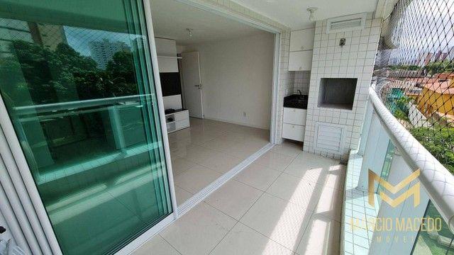 Apartamento com 3 dormitórios à venda, 76 m² por R$ 520.000,00 - Engenheiro Luciano Cavalc