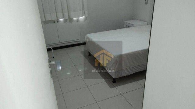 Apartamento com 01 Quarto Mobiliado com Vista pro Mar em Boa Viagem, Recife - Foto 8