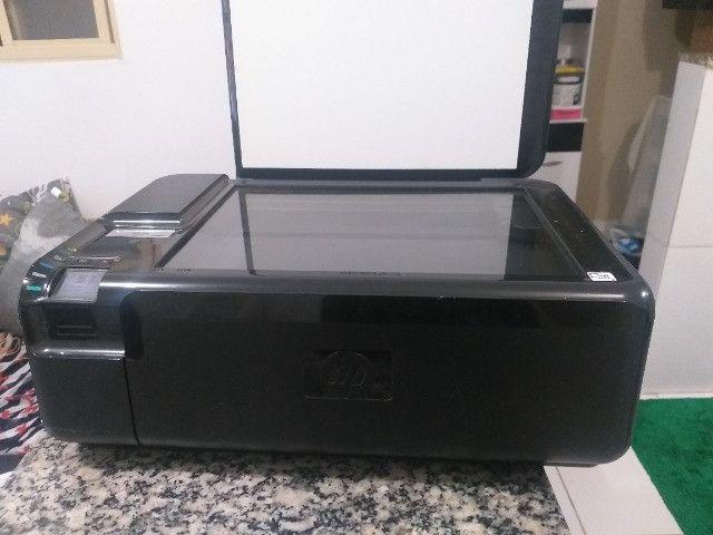 Impressora HP C4480 - Foto 3