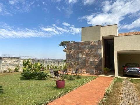 Casa térrea, Condomínio de Chácaras Estâncias Aroeira - Foto 2