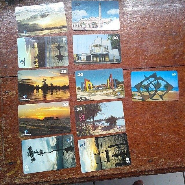 Cartões de telefone - Foto 2