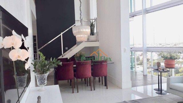 Apartamento com 4 dormitórios à venda, 180 m² por R$ 2.000.000 - Barro Vermelho - Vitória/ - Foto 6