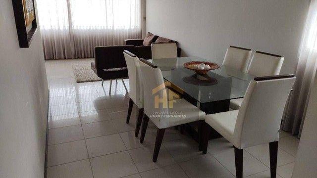 Apartamento com 01 Quarto Mobiliado com Vista pro Mar em Boa Viagem, Recife - Foto 5