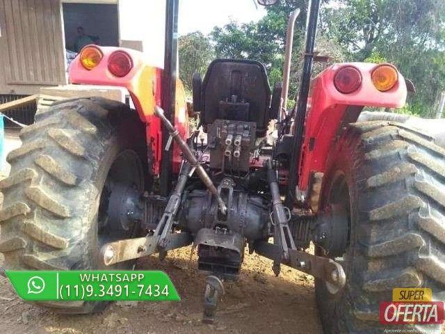 Trator Massey Ferguson 4290 4x4 ano 13 - Foto 4