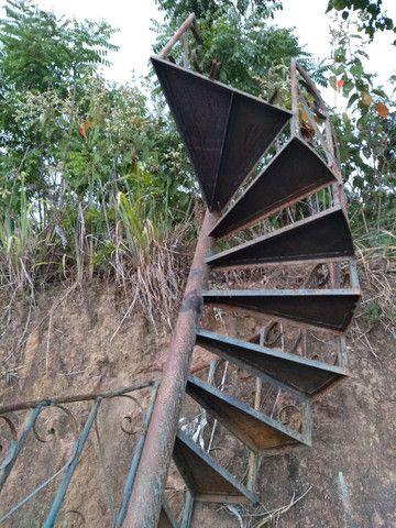Escada caracol  - Foto 6