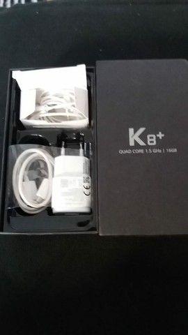 Vendo k8+ novinho com TDS acessórios - Foto 3