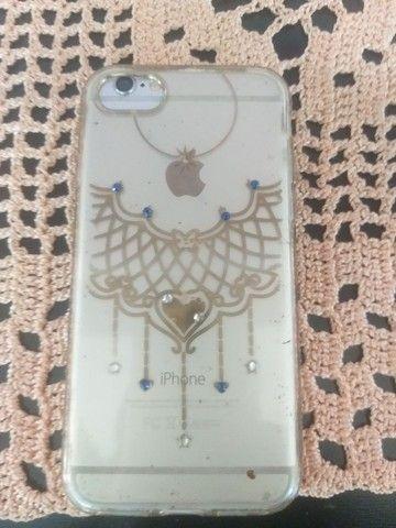 Iphone 6 troco por som - Foto 2