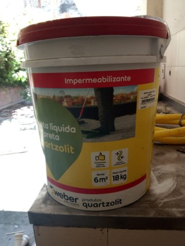 Impermeabilizante 18 litros  - Foto 2
