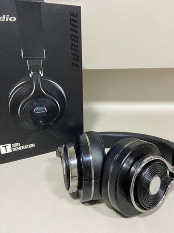 Fone De Ouvido Bluedio T3 Bluetooth