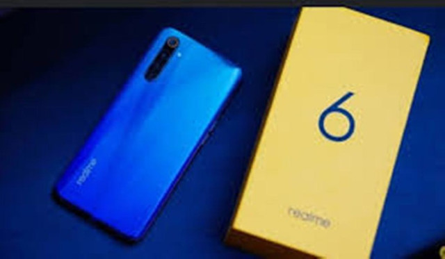 Smartphone Realme 6