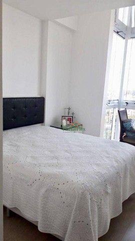 Apartamento com 4 dormitórios à venda, 180 m² por R$ 2.000.000 - Barro Vermelho - Vitória/ - Foto 13