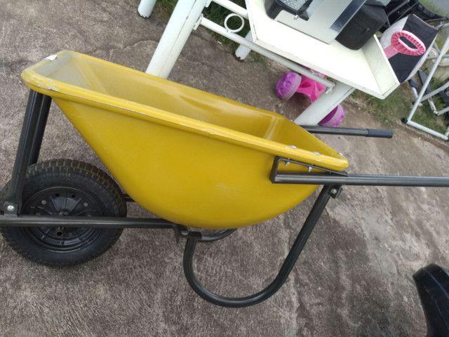 Vendo carrinho gericao - Foto 2