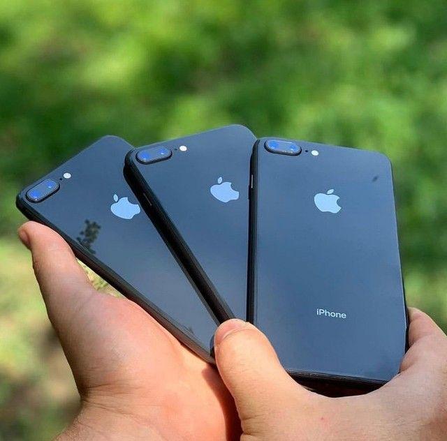 iPhone 8plus 64gb NUNCA USADO + garantia e cabo  - Foto 3