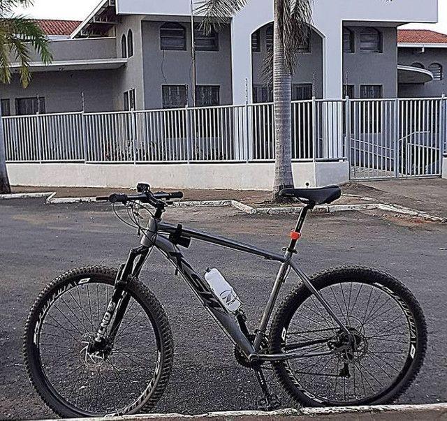 Bicicleta aro 29 freio hidraulico  - Foto 2