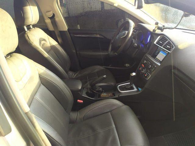 Citroen C4 Lounge Exclusivo Turbo 1.6 Automático - Foto 16