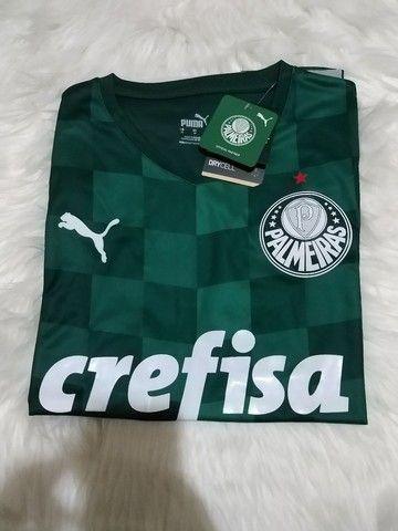 Palmeiras Lançamento Home 21/22 - Foto 2