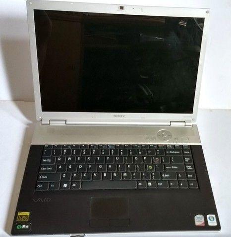 Notebook Sony Vaio VGN-FZ340E