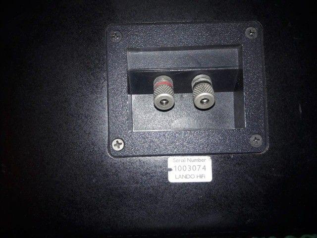 Caixa de som central Lando modelo LX 110 / II - Foto 6