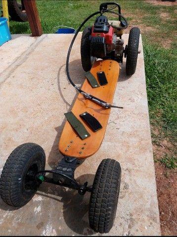 Skate Motorizado Droop Board