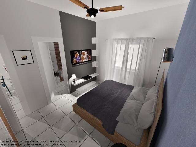 Casa Nova || Pontal Sta Marina Caraguá || 1 Dorm, 1 Suíte || 2 Vagas de Garagem || 195 mil - Foto 7