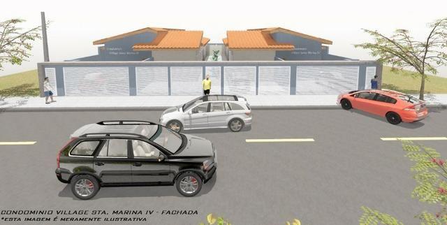 Casa Nova || Pontal Sta Marina Caraguá || 1 Dorm, 1 Suíte || 2 Vagas de Garagem || 195 mil - Foto 2