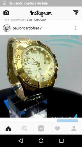 Relógios original Aprova d'água avista ou cartão
