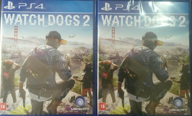 Watchdogs 2 ps4 ( pronta entrega! )
