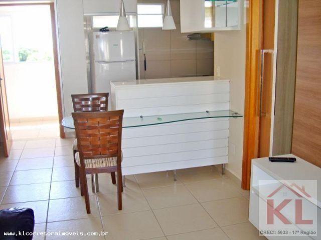 Lindo AP mobiliado com varanda goumert no Vila Imperial(Porto Brasil) na Praia e Pirangi