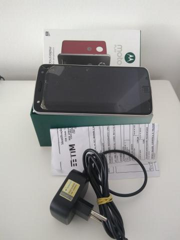 Motorola Moto Z Play + Nota - (Trocar a Tela)