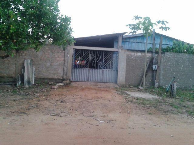 Casa no Campo verde km30