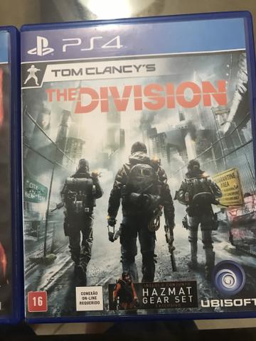 Jogo PS4 - Tom Clancy's The Division