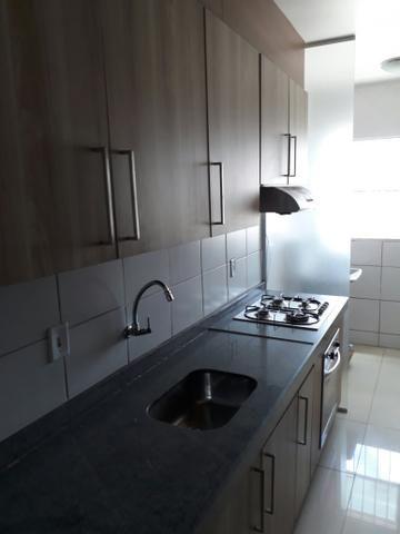 Vendo lindo apartamento3/4 todo no porcelanato
