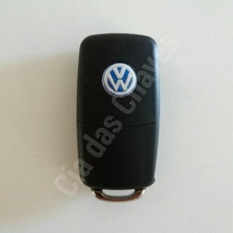 Carcaça para Chave Canivete VW - G5, Voyage, Polo