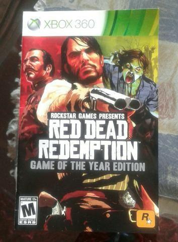 Red Dead Dedenption V/T