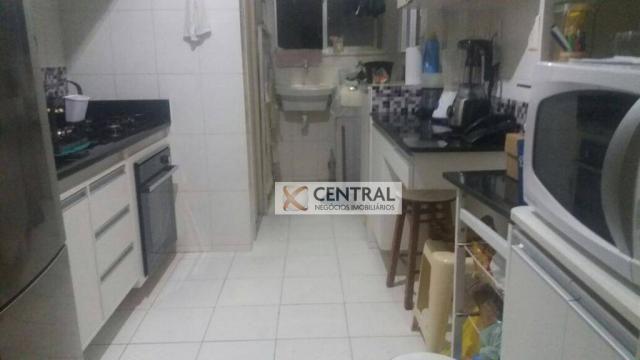 Apartamento residencial à venda, Armação, Salvador.