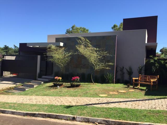 Casa Térrea - Condomínio Village Campo Novo