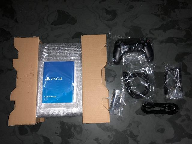 Playstation 4 Slim 500Gb (NOVO)