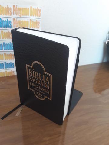 Biblia Sagrada - king James Atualizada (lacrada) - Foto 5