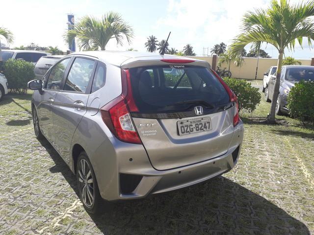 Honda Fit EX 2015, IPVA 2019, analiso troc * - Foto 16