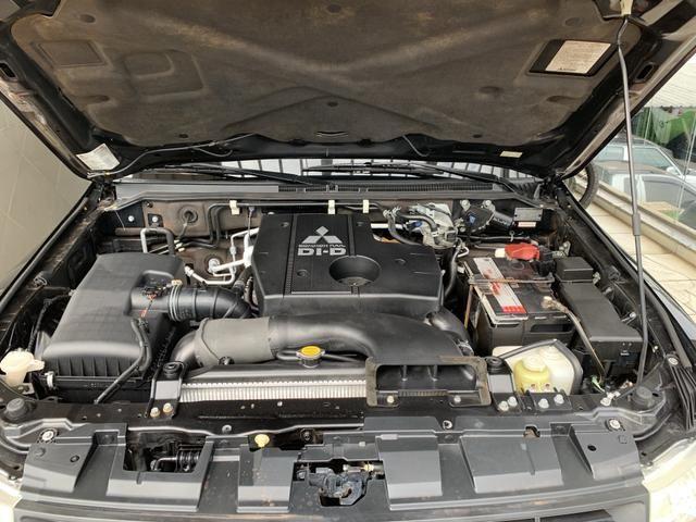 Pajero Full 2008 3.2 Diesel 4x4 7 Lugares/ 4 Pneus Novos/ Novíssima - Foto 19
