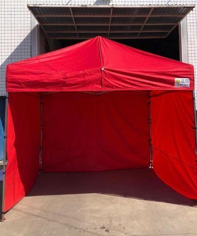 Tenda 3x3 Sanfonada - Foto 5