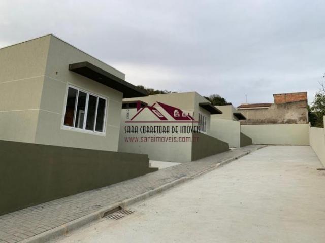 Condomínio belo horizonte - bairro parque do embu colombo - Foto 4