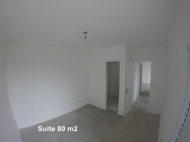 Apartamento com 3 dorms, 1 suite e 2 vagas de garagem no ABC - Foto 8