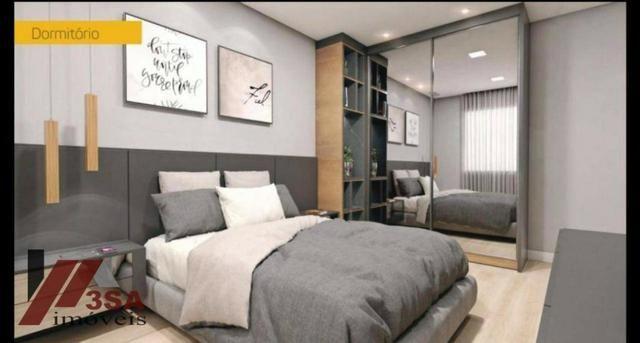 AP0186 Apto com 2 dorm.; 60 m², Bairro São Vicente - Itajaí/SC - Foto 2