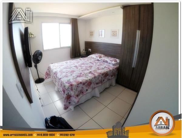 Vendo Apartamento no Bairro Jacarecanga Vista para o Mar - Foto 9
